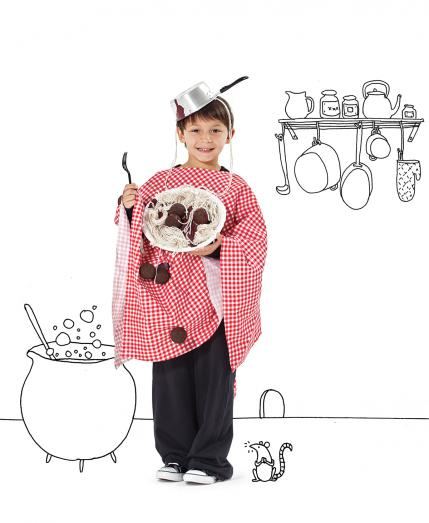 easy homemade halloween costumes for kids towntalk radio - Kids Halloween Radio