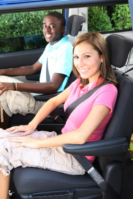 mistake 11 letting kids sit in the front seat too soon