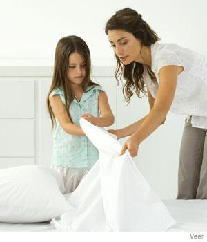 How Your Kids Can Help You With Household Chores Parenting