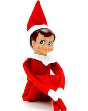 Fun With The Elf On The Shelf Parenting