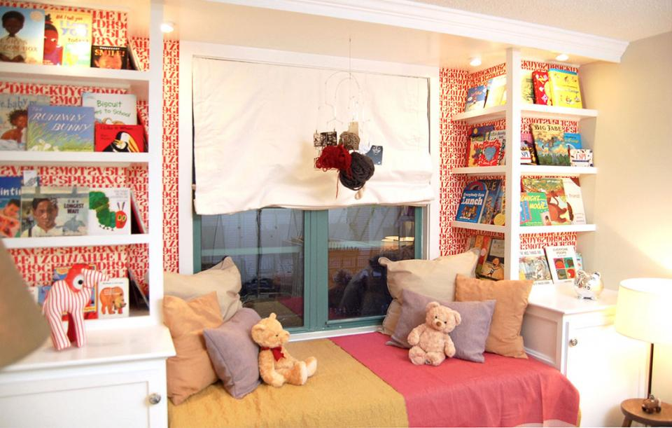 HGTV\'s Genevieve Gorder\'s Simple-But-Stylish Nursery Ideas | Parenting