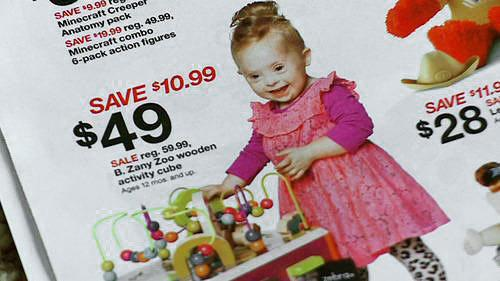 Toddler with Down Syndrome Stars in Target Campaign ...