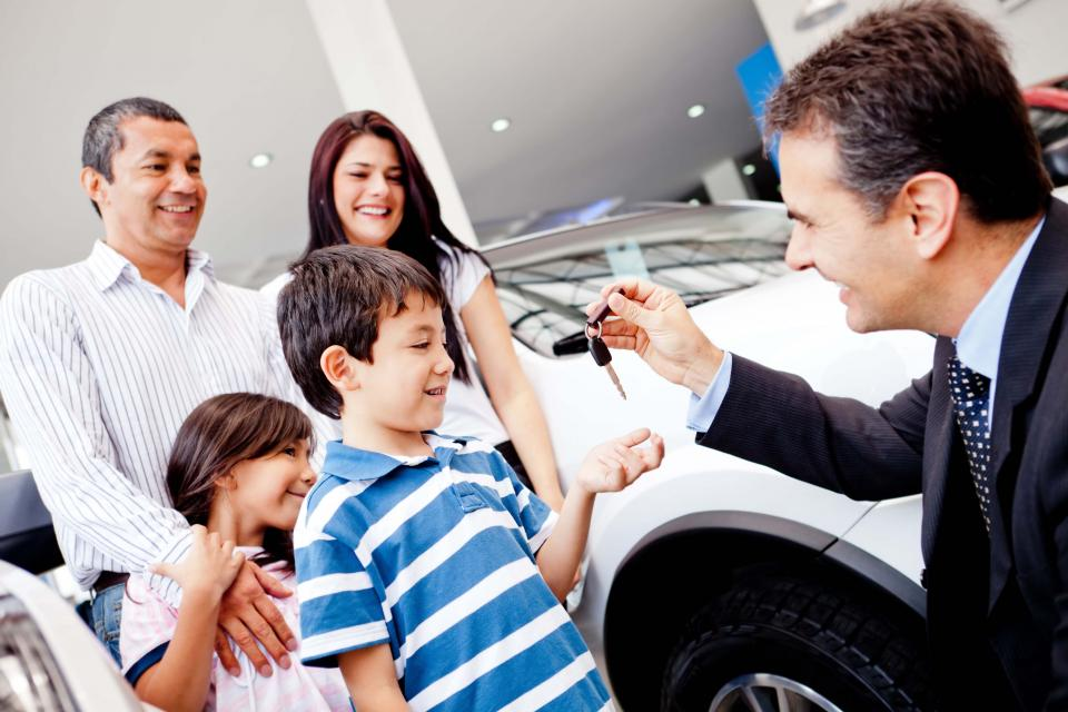 Image result for buying family car