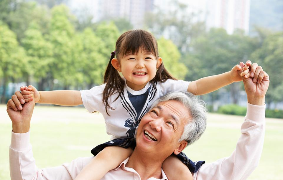 More Than Just Cookies: Why Grandparents are Important to ...