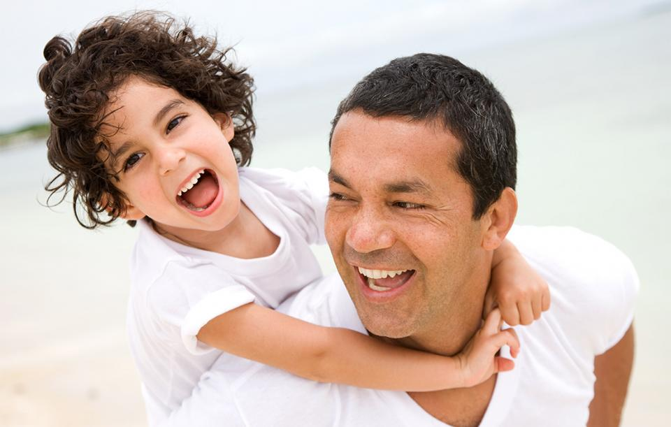 Why Kids Need Their Dads on Parent Relationship