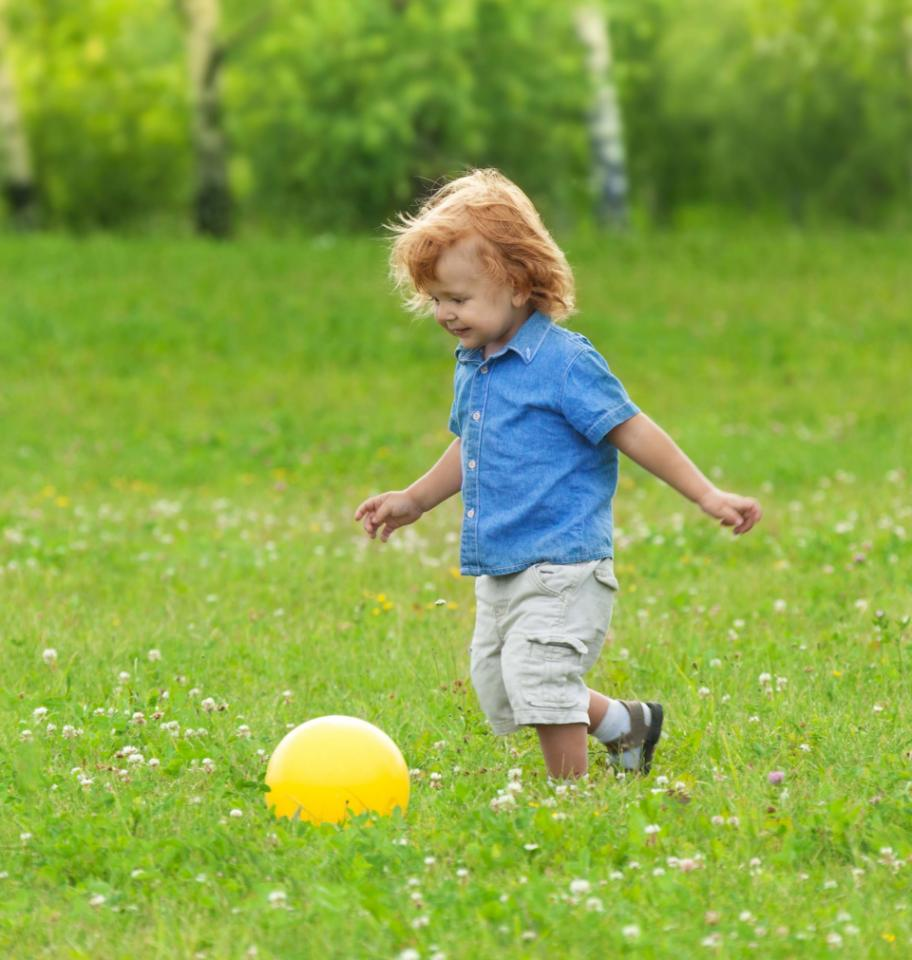 6 Games To Play With A Ball Parenting