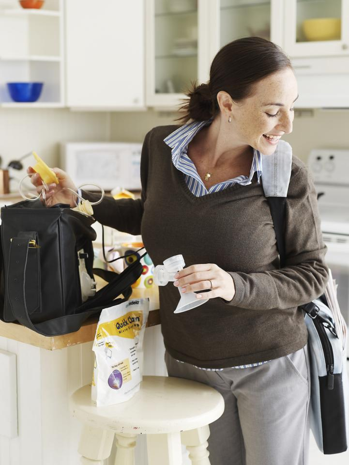working moms -- mothers who work part time may be enjoying some unexpected full-time perks: better overall health and fewer signs of depression compared to stay-at-home moms a new study suggests.