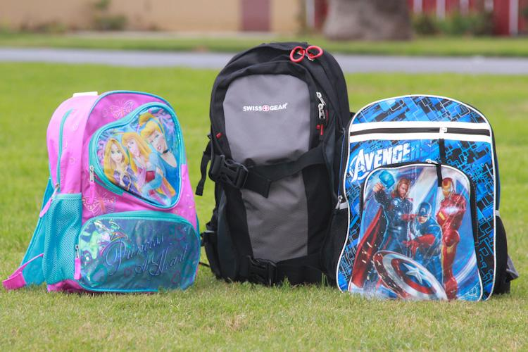 Would You Buy Your Kids An Armored Backpack? | Parenting