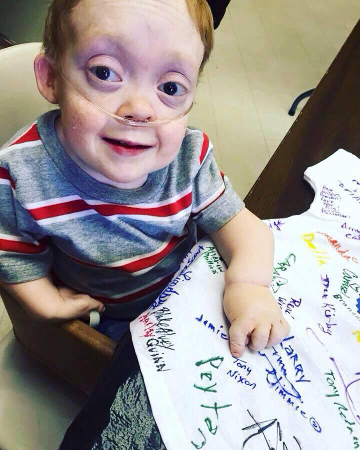 Boy with Rare Disease Gives Up Birthday Gifts to Help Sick ...