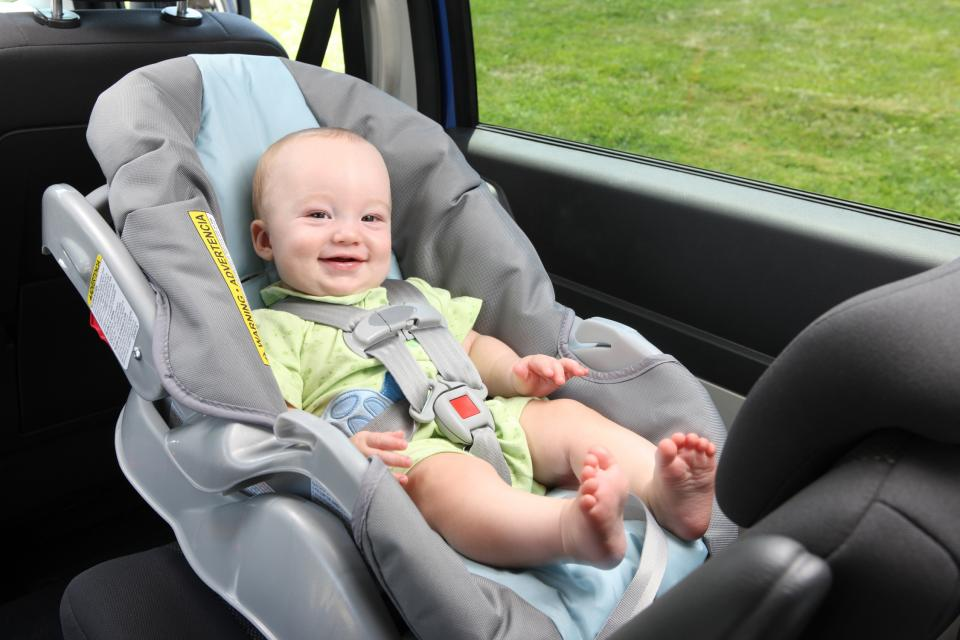 How Long Can You Use A Cosco Car Seat