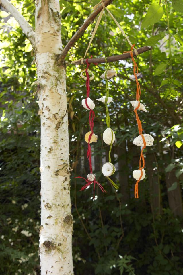 Wind Chime Craft Parenting