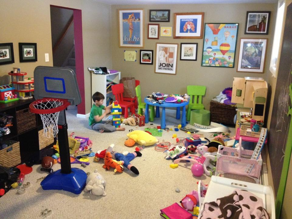 Playroom Ocd Is This Normal Parenting