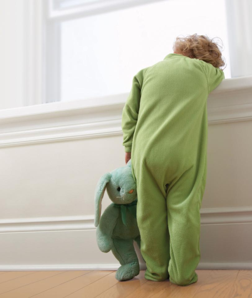 Separation Anxiety Age By Age Parenting