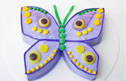 Butterfly Birthday Cake Design Parenting