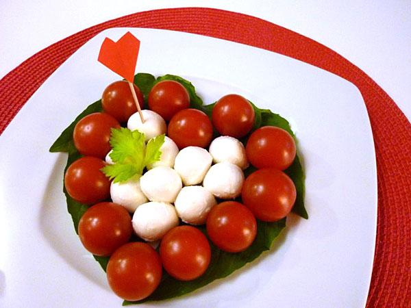 Mozzarella And Tomato Salad For Kids Parenting