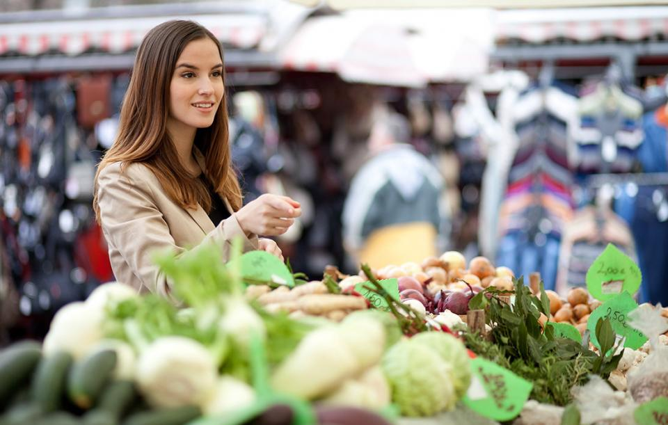 Your Pregnancy Farmer's Market Shopping List | Parenting Healthy Snacks For Kids On The Go