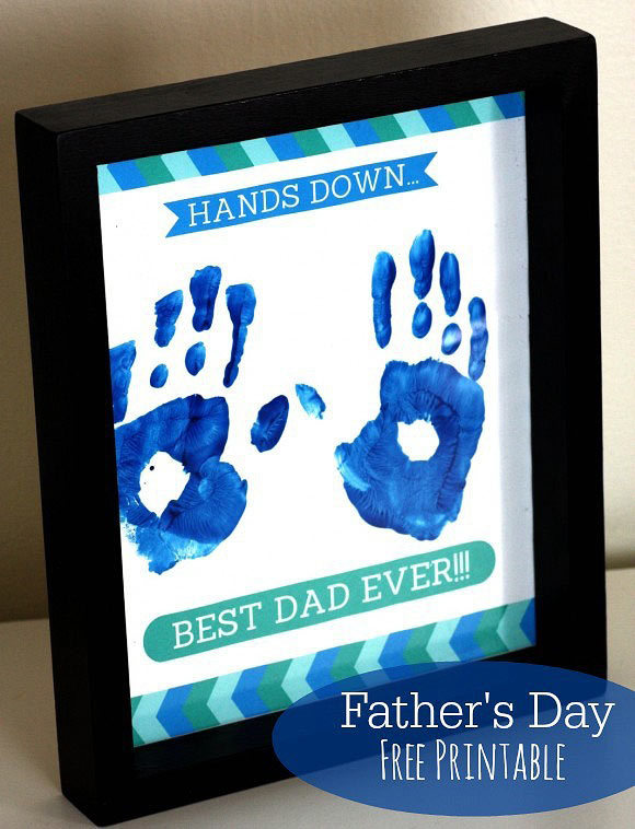 10 Precious Fathers Day Gift Ideas From A New Baby