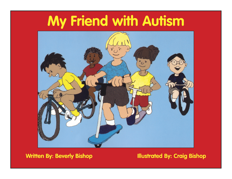 Books For Kids On The Autism Spectrum