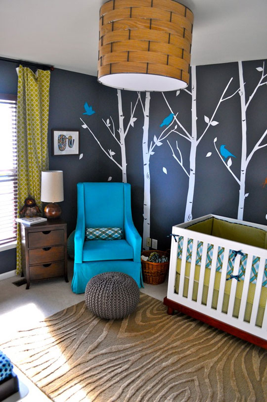 Babies Nursery Decorating Ideas Parenting