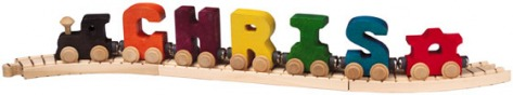Whittle Toy Trains