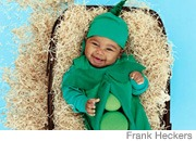 Babies Pea in a Pod Costume