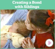 Creating a Bond with Sibling