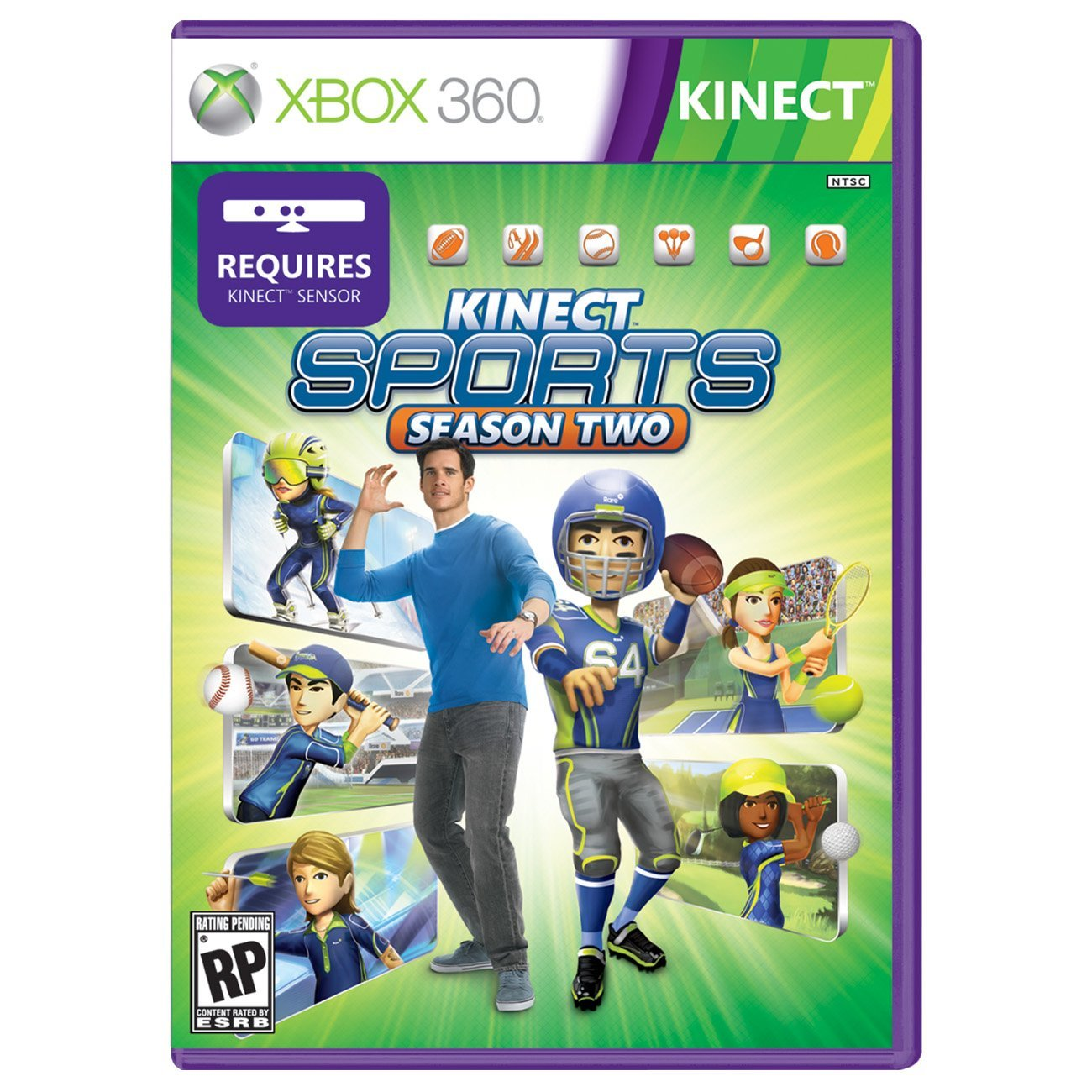 Xbox kinect educational games