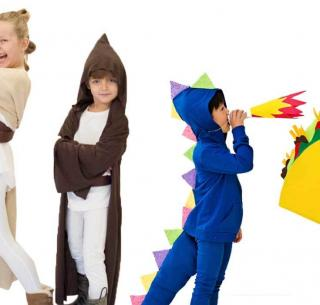 5 Awesome DIY Halloween Costume Ideas for Kids Using Primary Everyday Wear