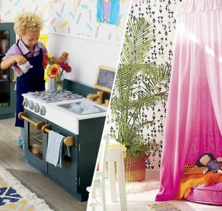 8 Cool Playroom Ideas for Toddlers