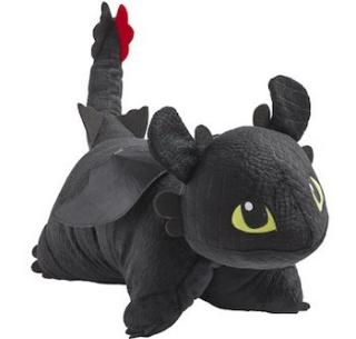 How to Train Your Dragon Toys Pillow Pets 'How to Train Your Dragon' Toothless Stuffed Animal Plush Toy