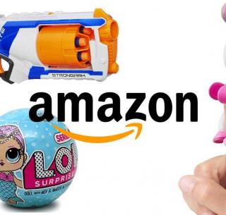 Top 10 Toys on Our Amazon Christmas Wish List 2018