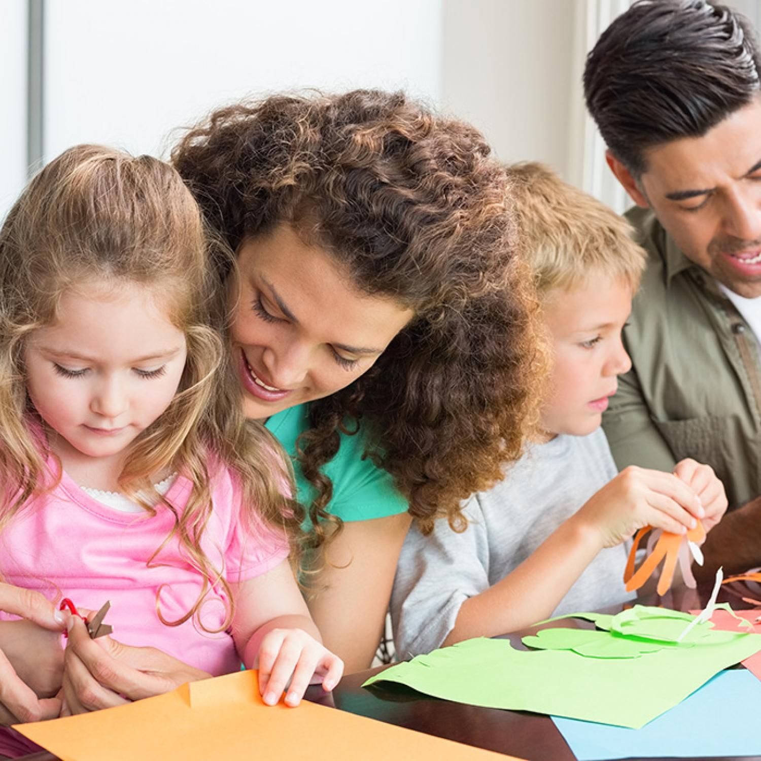 The role of parents in a child's life 16
