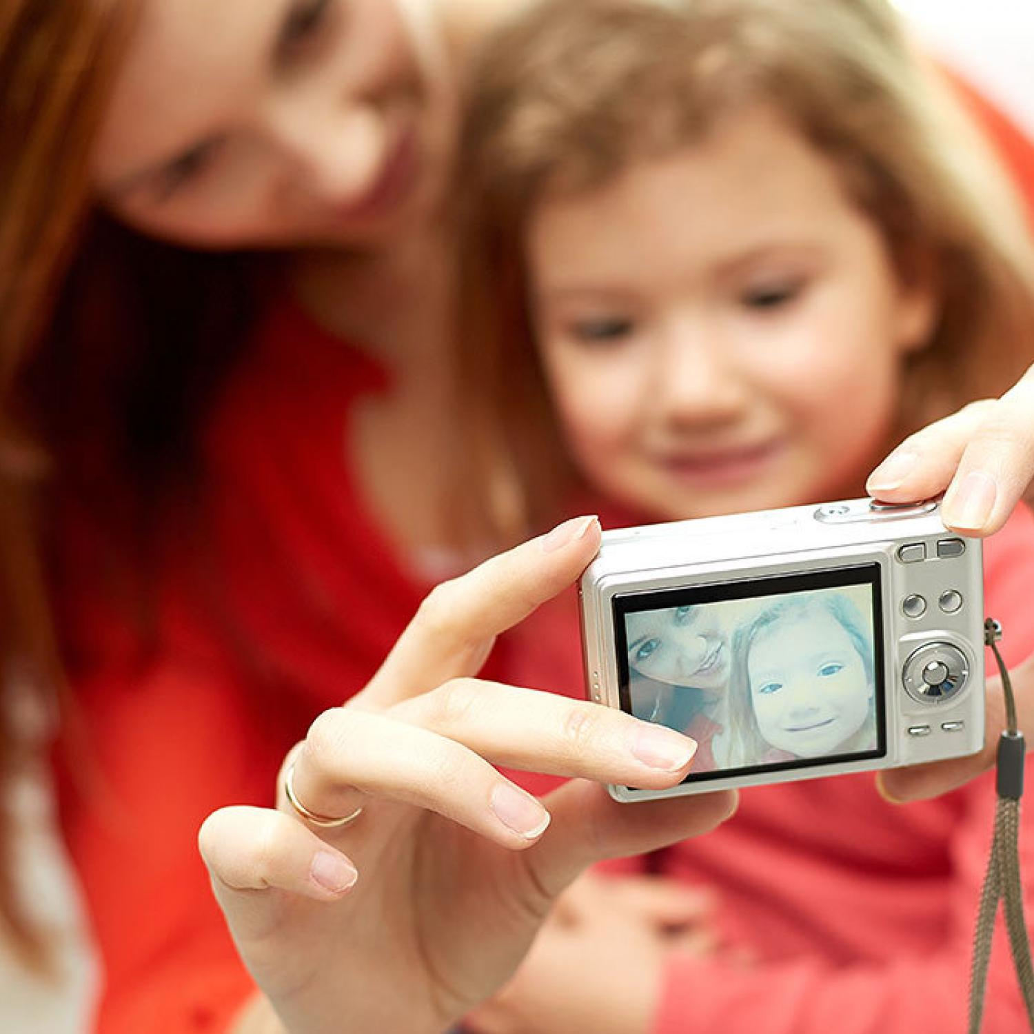 Posting Your Kids' Pics on Facebook May Put Them at Risk for Digital Kidnapping