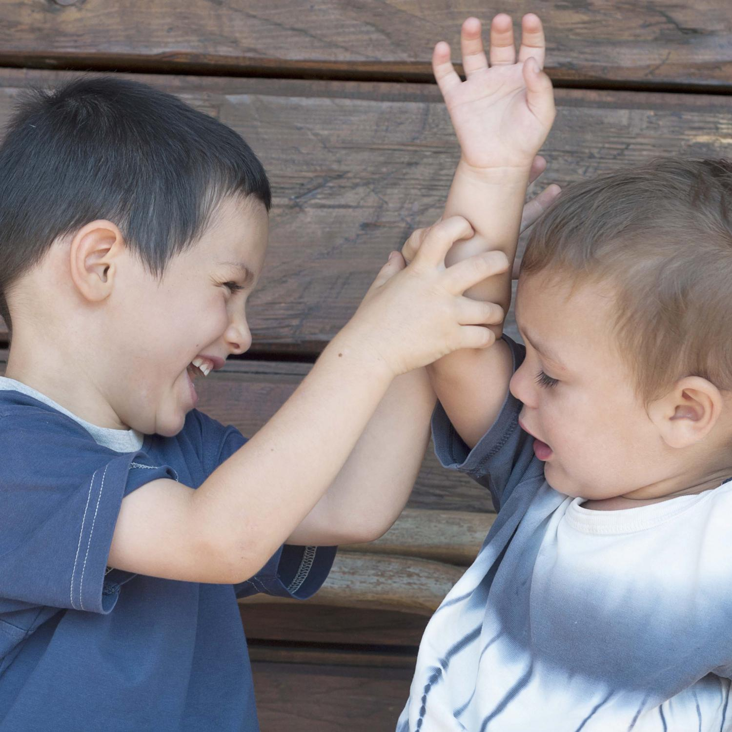 Aggressive child: the correct approach to education