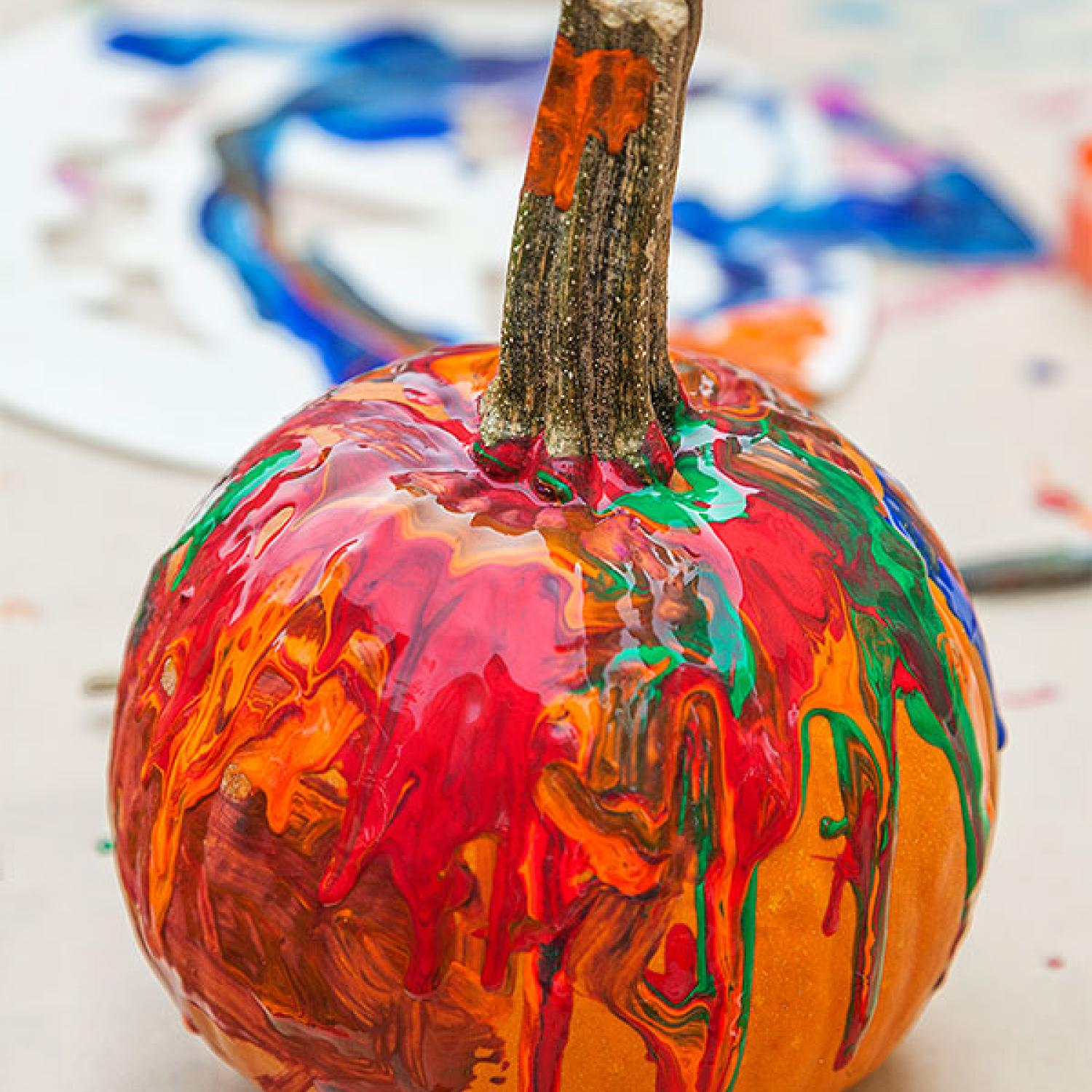 Decoration Ideas: 5 Pumpkin Decorating Ideas For Toddlers