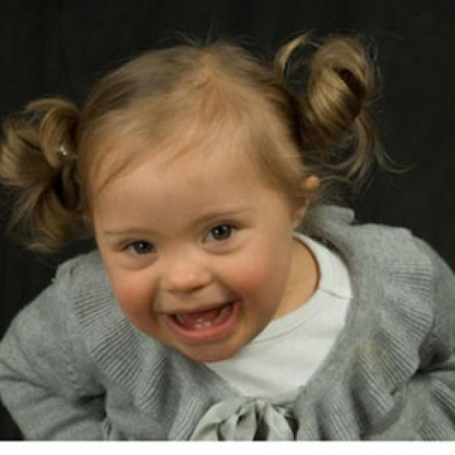 4-Year-Old With Down Syndrome Is the Gorgeous Star of Back-To-School Ad Campaign