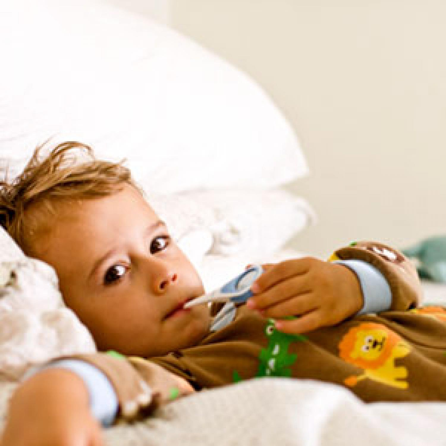 Why Kids Get Sicker at Night | Parenting