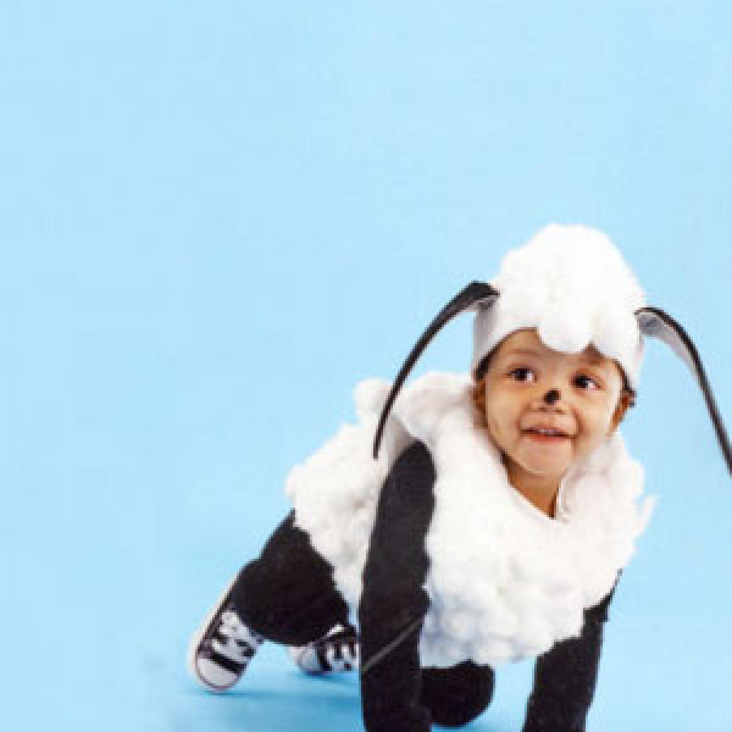 sc 1 st  Parenting & Baby Sheep Costume | Parenting