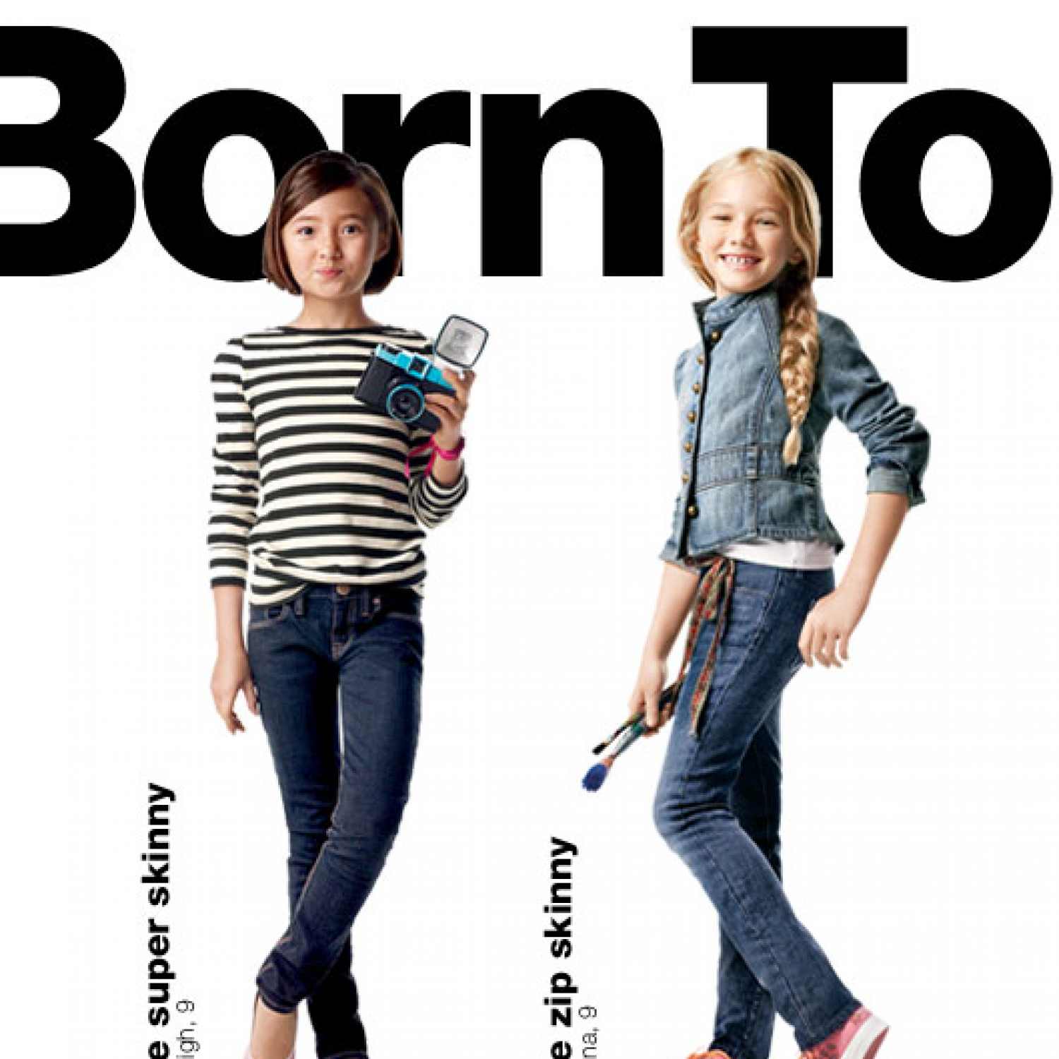 Are Super-Skinny Jeans OK for Girls? | Parenting