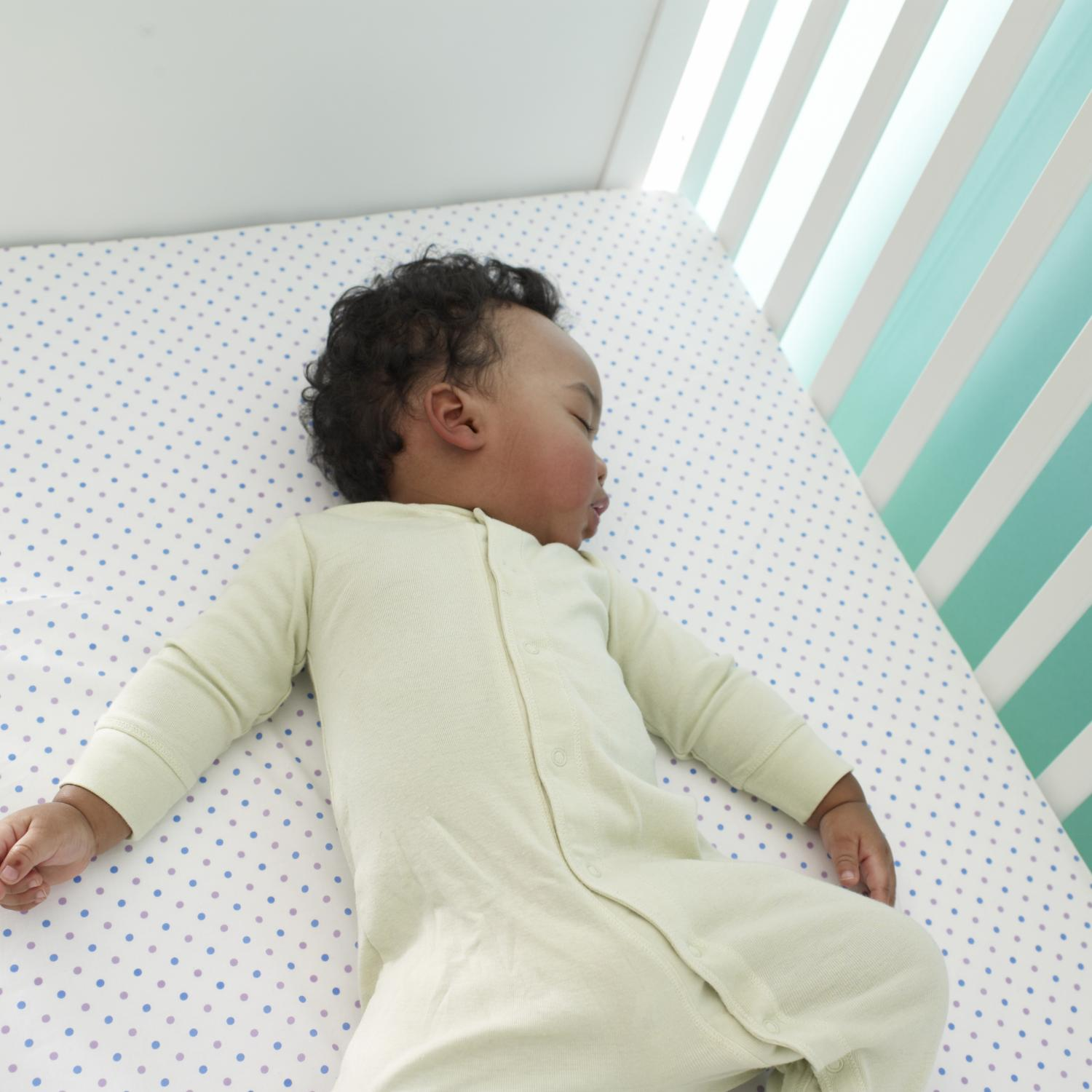 Study New Pas Still Use Soft Bedding For Newborns Despite Sids Risk