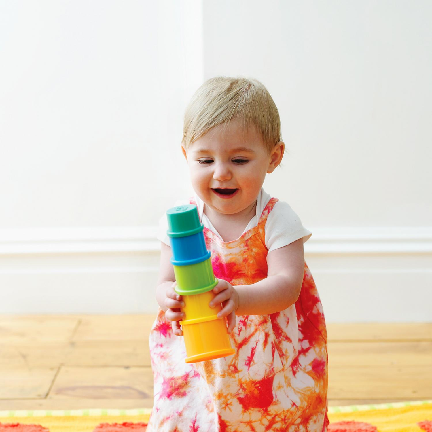 9 Ways to Make Your Baby Laugh
