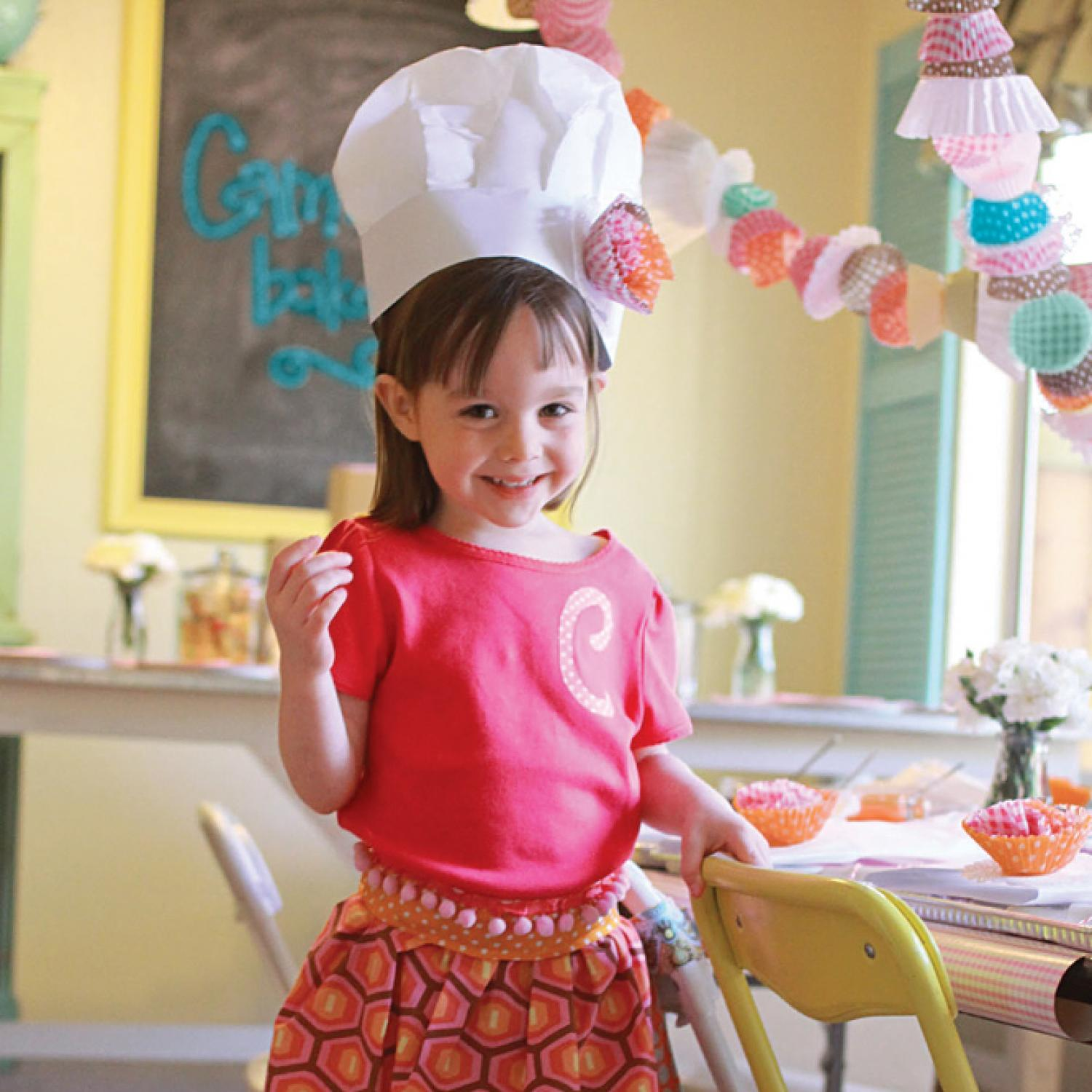Have A Cupcake Party Parenting