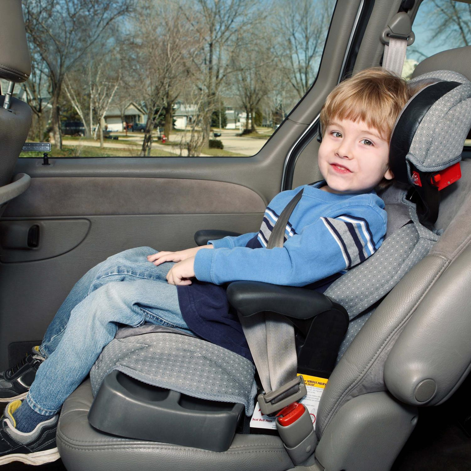 A Booster Seat: Know if Your Child Is Ready | Parenting