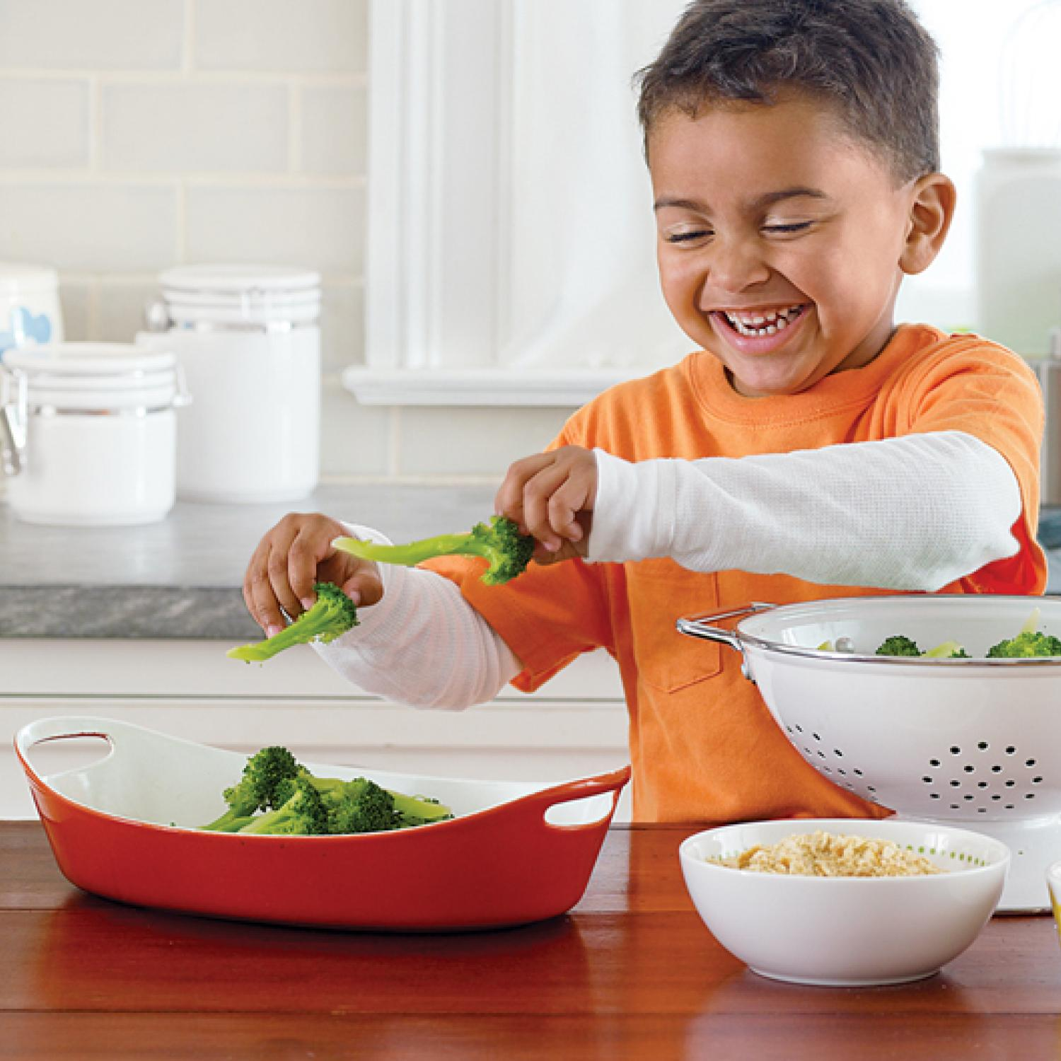 Easy Things To Cook At Home For Kids