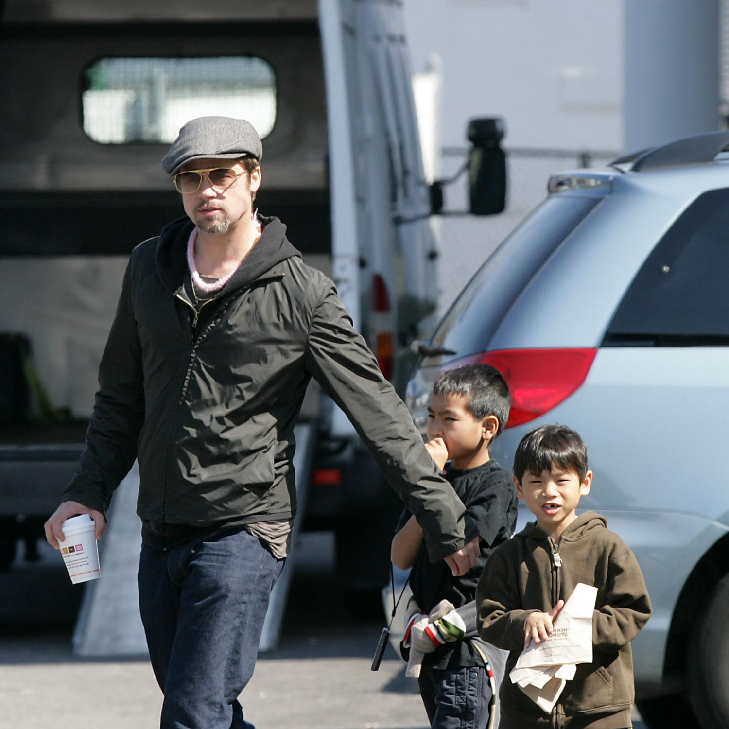 Famous men who are not shy about being daddies