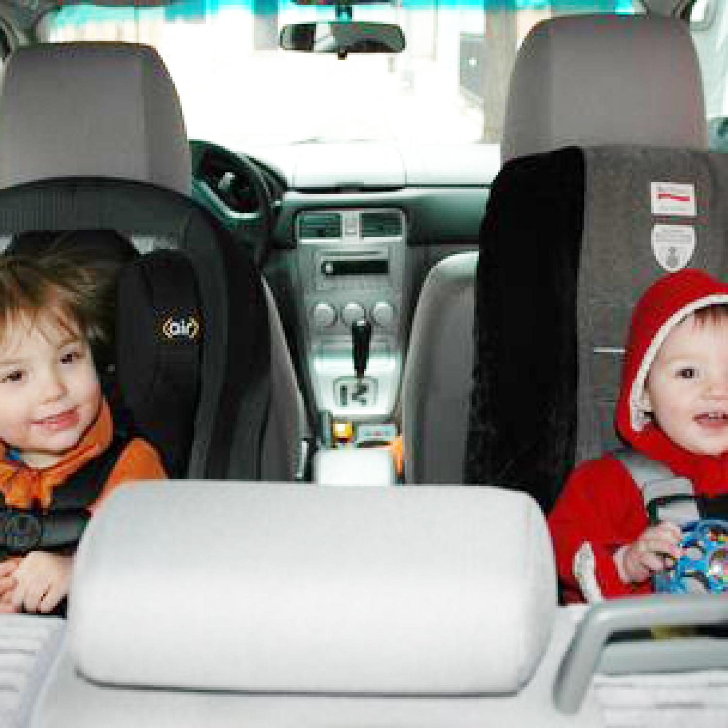 Aap Car Seat Safety Guidelines Rear Facing Until Age 2