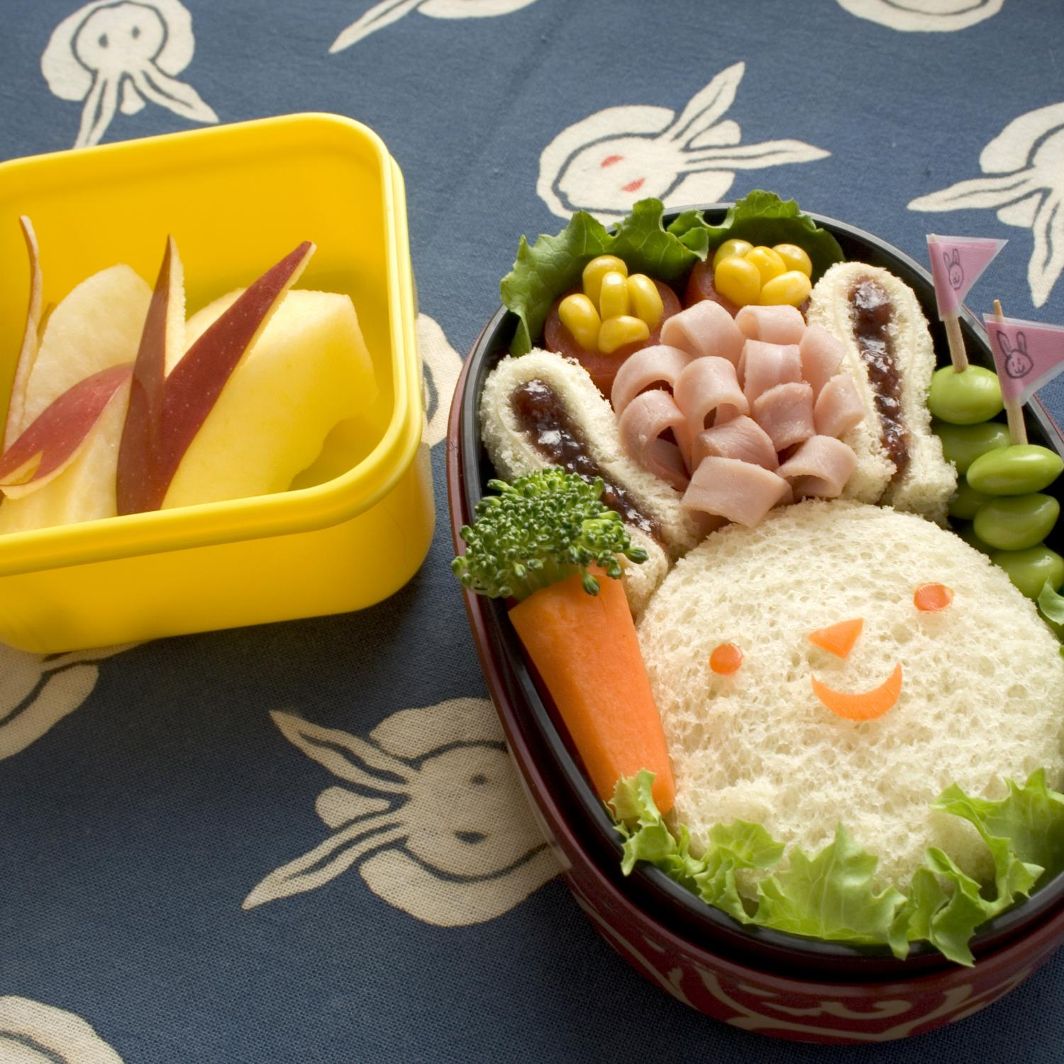 20 Easy Bento Lunch Boxes | Parenting