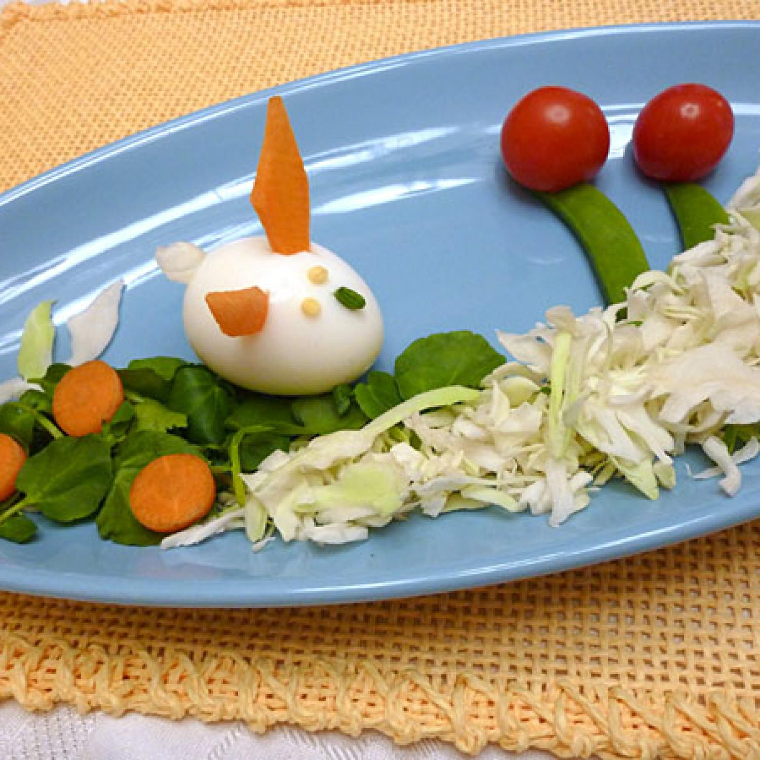 Watch Toddler-Approved Salad Suggestions video