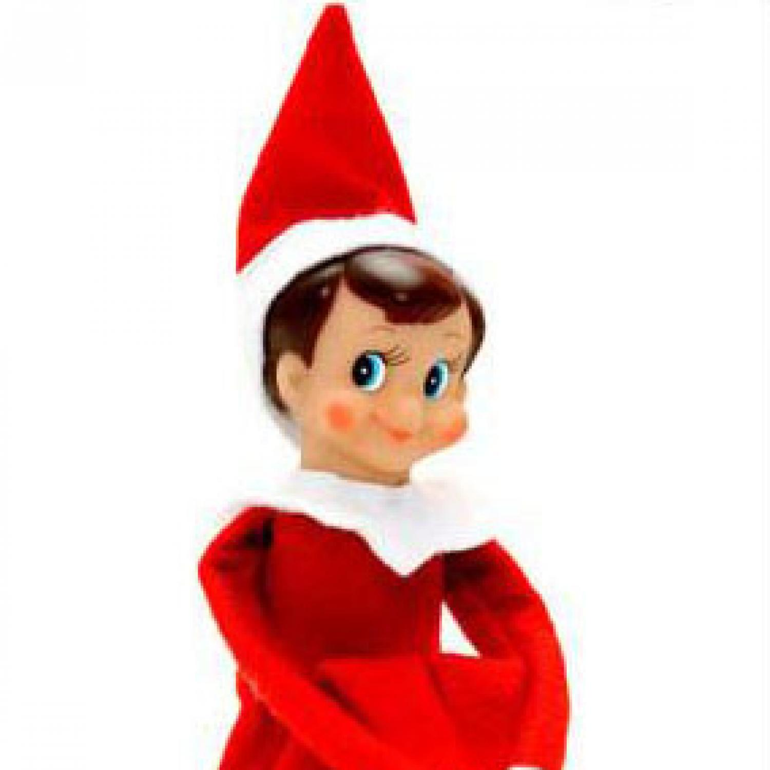 Fun with the Elf on the Shelf | Parenting
