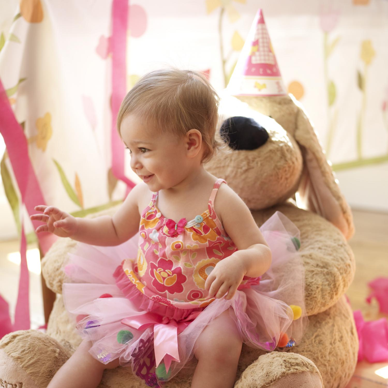 25 Fun Babys 1st Birthday Party Ideas